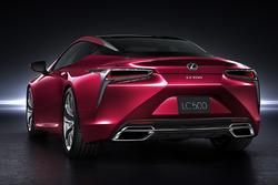 The Lexus LC501