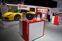 Brembo stand