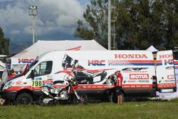 #32 Honda: Paolo Ceci
