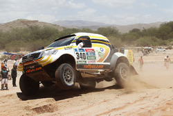 #340 Toyota: Jerie Peter, Dale Moscatt
