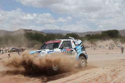 #353 Mitsubishi: Ruben Gracia, Diego Vallejo