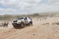 #348 Toyota: Xavier Foj, Ignacio Santamaria
