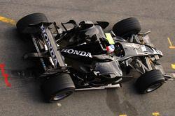 鲁本·巴里切罗,本田F1车队