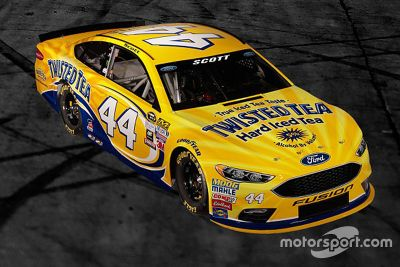Brian Scott Richard Petty Motorsports announcement
