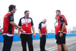Джоан Орус и Бруно Сенна, Mahindra Racing