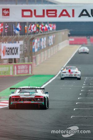 #28 Land-Motorsport GmbH Audi R8 LMS: Marc Basseng, Christopher Mies, Carsten Tilke, Connor de Phill