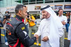 خالد القبيسي مع محمد بن سُليّم