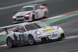 #60 Black Falcon Team TMD Friction Porsche 911 Cup: Burkard Kaiser, Sören Spreng, Stanislav Minsky,