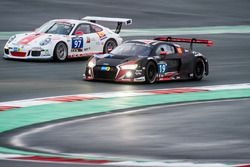 #19 Belgian Audi Club Team WRT Audi R8 LMS: Michael Meadows, Stuart Leonard, Laurens Vanthoor
