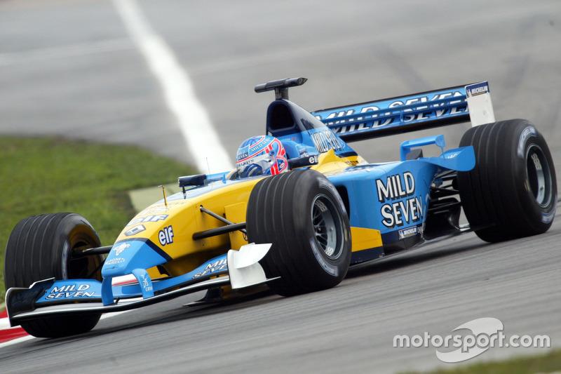 2002: Renault