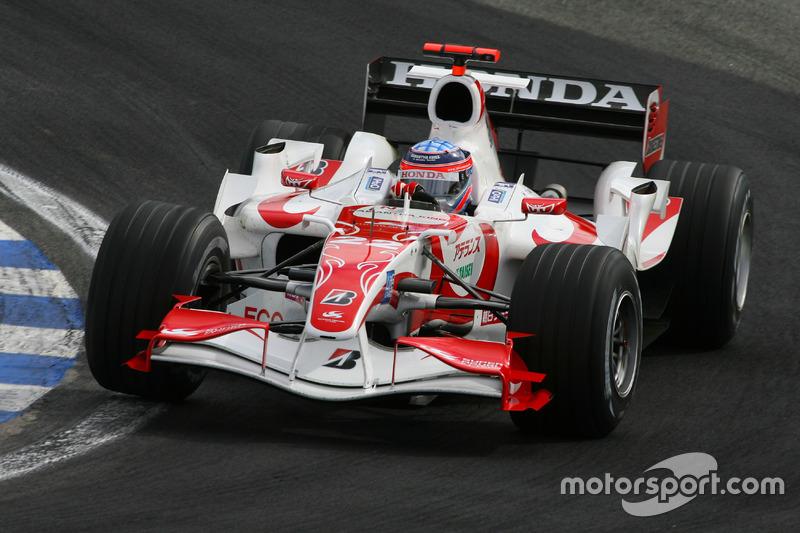 2006 - Super Aguri Honda