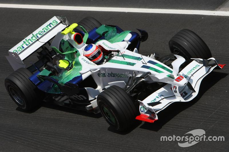 2008 - Honda também deixa F1