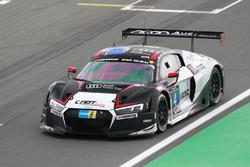 #4 C. ABT Racing Audi R8 LMS: Christer Jöns, Andreas Weishaupt, Isaac Tutumlu Lopez, Matias Henkola,