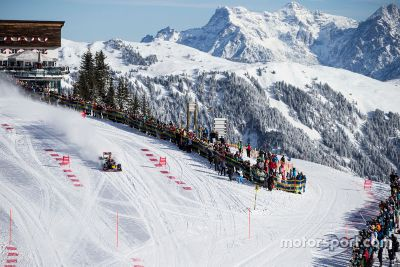 Red Bull: Showrun in Kitzbühel