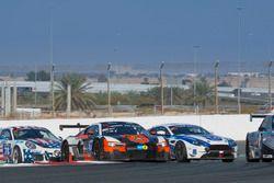#14 Optimum Motorsport Audi R8 LMS: Flick Haigh, Ryan Ratcliffe, Joe Osborne, Frank Stippler