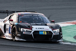 #4 C. ABT Racing Audi R8 LMS: Christer Jons, Andreas Weishaupt, Isaac Tutumlu Lopez, Matias Henkola,