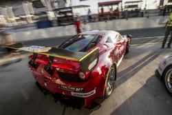 #11 Scuderia Praha Ferrari 458 Italia GT3: Jiri Pisarik, Peter Kox, Matteo Malucelli, Matteo Cresson