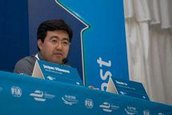 Steven Lu, NextEV TCR