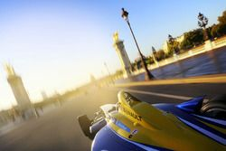 Nicolas Prost, presentazione ePrix di Parigi