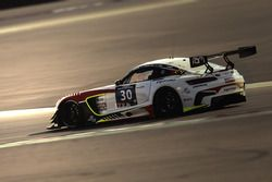 #30 Ram Racing Mercedes AMG GT3: Paul White, Tom Onslow-Cole, Thomas Jäger, Stuart Hall, Roald Goeth