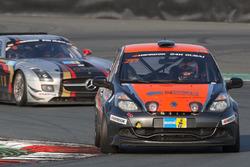 #217 Modena Motorsports Renault Clio Cup III: Francis Tjia, Wayne Shen, Marcel Tjia, John Shen, Math