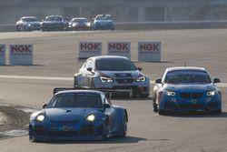 #66 Attempto Racing Porsche 997 GT3 R: Sven Heyrowsky, Arkin Aka, Hans Wehrmann, Jürgen Häring, Edwa