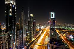 Atmosfera di Dubai