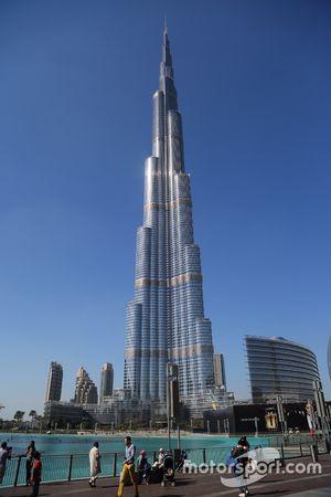 Atmosphere in Dubai