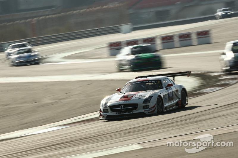 #67 GDL Racing Mercedes SLS AMG GT3: Ivo Breukers, Rik Breukers, Renger van der Zande, Daniel de Jon