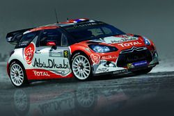 Livery for Stéphane Lefebvre and Gabin Moreau, Citroën DS3 WRC