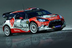 Livery for Kris Meeke and Paul Nagle, Citroën DS3 WRC