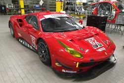 Risi Competizione Ferrari 488 GTLM unveil