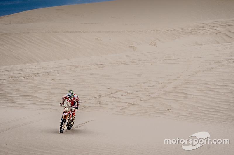 #48 Honda: Ricky Brabec