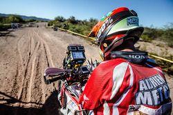 #61 Honda: Adrien Metge