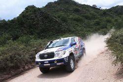 #342 Toyota: Akira Miura, Laurent Lichtleuchter