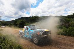 #345 Ford: Andrey Cherednikov, Dmytro Tsyro