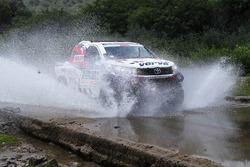 #322 Toyota : Marek Dabrowski, Jacek Czachor