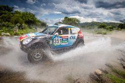 #351 Mini: Nazareno Lopez, Sergio Lafuente