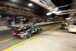 #18 V8 Racing Mercedes SLS AMG GT3: Duncan Huisman, Max Braams, Luc Braams, Nick de Bruijn, Pu JunJi