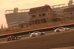 #80 Lechner Racing Middle East Porsche 991 Cup: Nicolas Misslin, Bruno Tortora, Alex Autumn, Jaap van Lagen