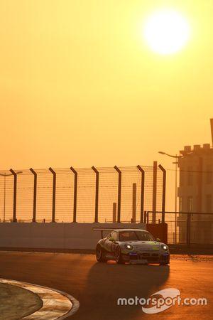 #80 Lechner Racing Middle East Porsche 991 Cup: Nicolas Misslin, Bruno Tortora, Alex Autumn, Jaap va