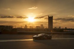 #888 Dragon Racing Ferrari 458 Italia GT3: Matt Griffin, Alex Kapadia, John Hartshorne, Khaled Al Mudhaf