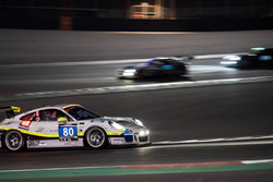 #80 Lechner Racing Middle East Porsche 991 Cup: Nicolas Misslin, Bruno Tortora, Alex Autumn, Jaap va