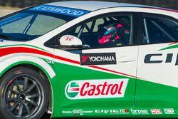 Stéphane Kox, Honda Civic TCR