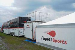 Piquet Sports motorhome