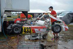 Nelson Piquet Jr. kart