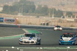 #81 Lechner Racing Middle East Porsche 991 Cup: Hannes Waimer, Wolfgang Triller, Charlie Frijns, Chr