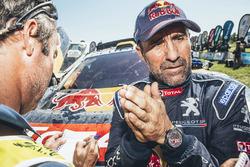 Ganador categoría autos Stéphane Peterhansel, Peugeot Sport