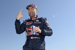 Car category winner Stéphane Peterhansel, Peugeot Sport