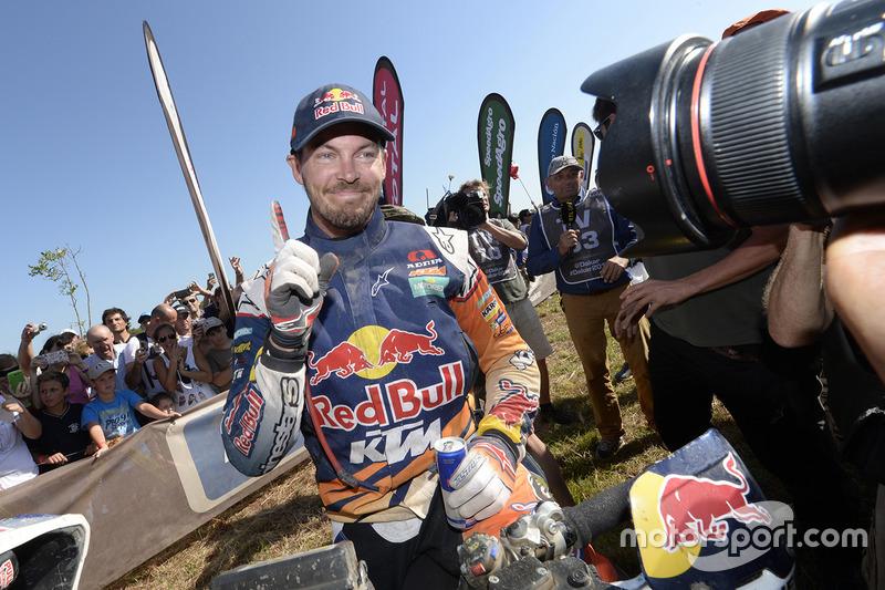 Toby Price, KTM, 2 Dakar